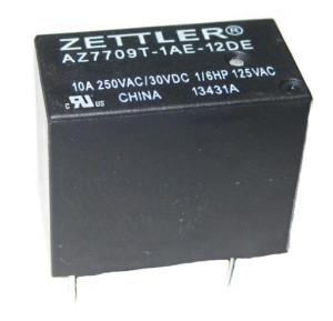 AZ7709 Miniature PCB Relai Series
